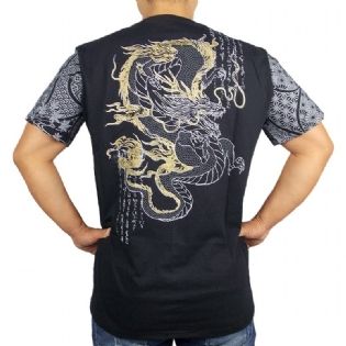 Camiseta Golden Dragon Especial