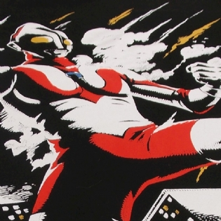Camiseta Ultraman Tokusatsu Collection