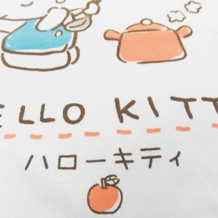 Camiseta Hello Kitty Oishii Sanrio Collection Infantil
