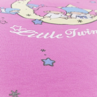 Regata Infantil Little Twin Stars Sanrio Collection