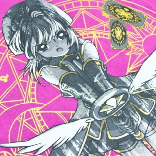 Baby Look Sakura Card Captors - Clown