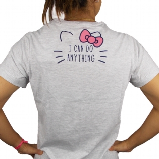 Camiseta Básica Sanrio Collection - Sabedoria